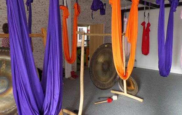 AERIAL NIDRA COCOON GONG MEDITATION   8-9pm sessions
