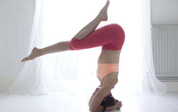 Arm balance and inversion workshop
