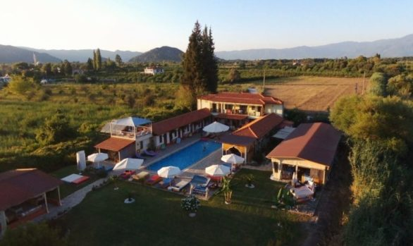 Yoga and art retreat Dalyan Turkey with Jonathan Truss - SOLD OUT