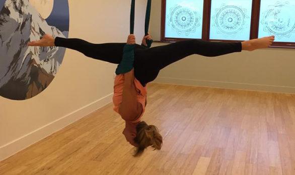 Aerial Yoga workshop - Yoga Studio