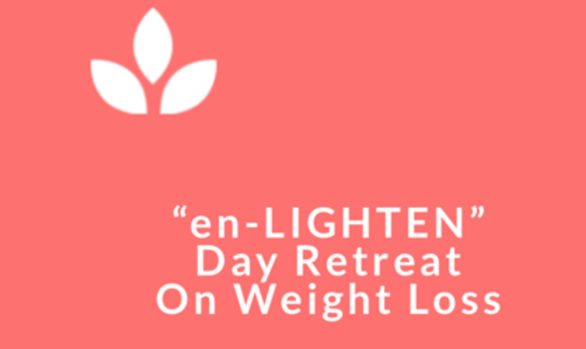 "Yoga & Nutrition Day-Retreat for ""En-Lighten for Weight Loss"""