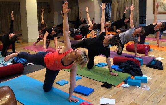 Zen, Vinyasa, Yin and Nidra Yoga Workshop