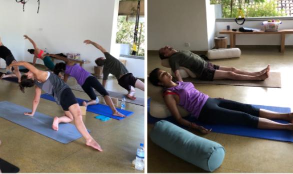 Immune Boosting Mini Yoga Retreat - Sat 05 Jun 2021